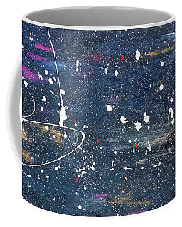 Coffee Mug featuring the painting Sea Of Love by Michael Lucarelli