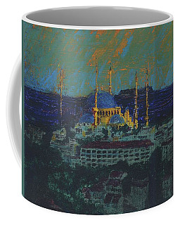 Sea Of Marmara Coffee Mug