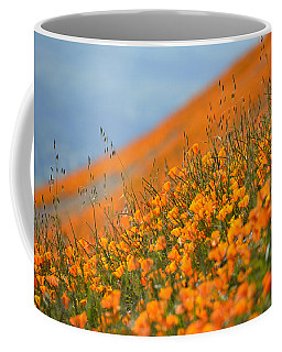 Sea Of Poppies Coffee Mug