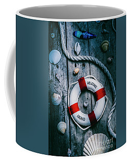 Sea Of Turbulence Coffee Mug