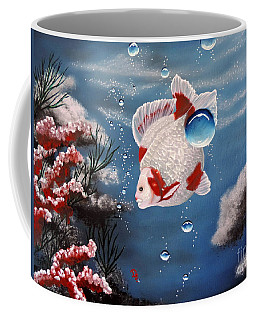 Sea Princess Coffee Mug