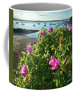 Sea Roses, Orrs Island, Harpswell, Maine #130261 Coffee Mug
