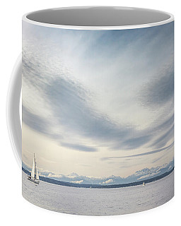 Sea Scene Coffee Mug