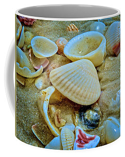 Sea Shells By The Seashore II Coffee Mug