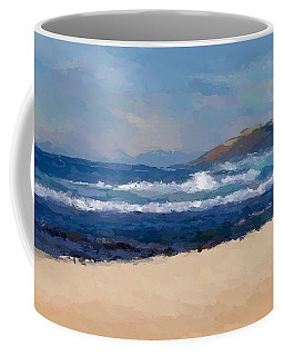 Sea Shore Coffee Mug