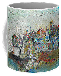 Sea Shore Village Coffee Mug