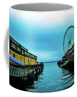 Sea Side, Seattle 2 Coffee Mug