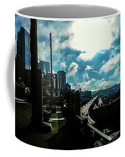 Sea Side, Seattle  Coffee Mug