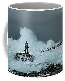 Sea Spray Coffee Mug
