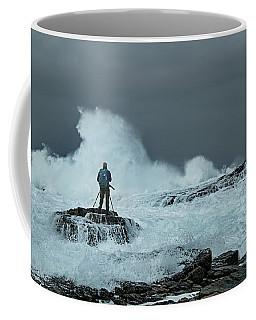 Sea Spray Coffee Mug