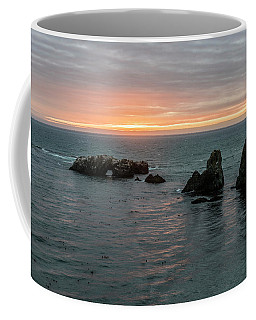 Sea Stacks In Sea Ranch Coffee Mug