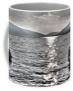 Sea Sun Coffee Mug by Yury Bashkin