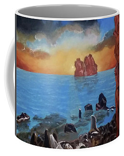 Sea Sunset Coffee Mug