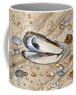 Sea Treasures - Northwest Coast Washington State Coffee Mug