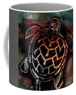 Sea Turtle 001 Coffee Mug