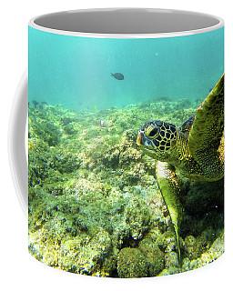 Sea Turtle #2 Coffee Mug