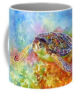 Sea Turtle 3 Coffee Mug