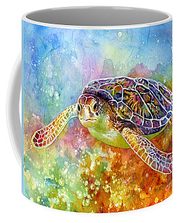 Sea Turtle 3 Coffee Mug