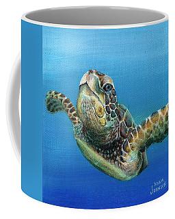 Sea Turtle 3 Of 3 Coffee Mug
