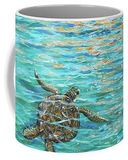 Sea Turtle Dream Coffee Mug