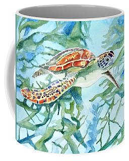 Sea Turtle Series #1 Coffee Mug