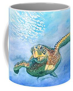 Sea Turtle Series #2 Coffee Mug