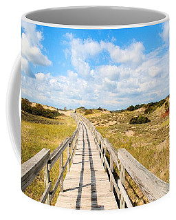 Seabound Boardwalk Coffee Mug