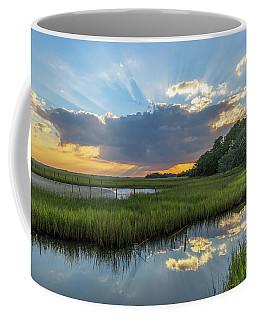 Seabrook Island Sunrays Coffee Mug