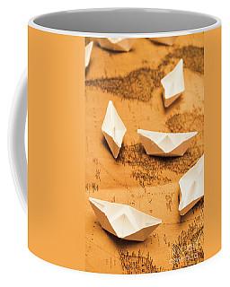 Seafaring The Seven Seas Coffee Mug