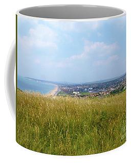 Seaford Coastal View 2 Coffee Mug