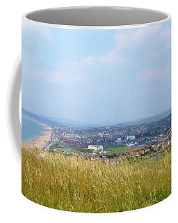 Seaford Coastal View 2 Coffee Mug