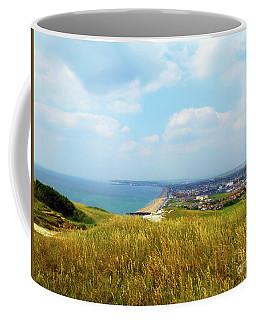 Seaford Coastal View Coffee Mug