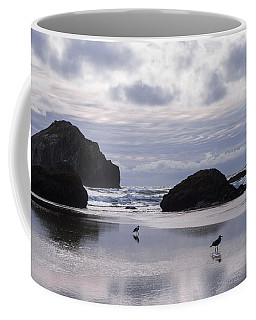 Seagull Reflections Coffee Mug