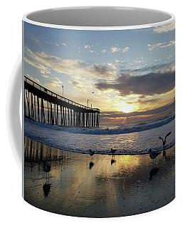 Seagulls And Salty Air Coffee Mug