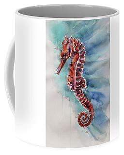 Seahorse 2 Coffee Mug