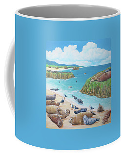Seal Sanctuary  Coffee Mug