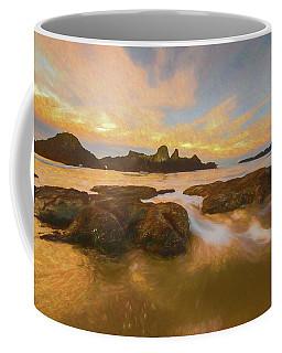 Seal Rock Sunset Coffee Mug