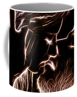 Sealed With A Kiss Coffee Mug by Stephen Younts