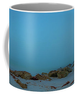 Seamless Panoramic Crop Coffee Mug by Christopher L Thomley