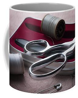 Seamstress Shears Coffee Mug