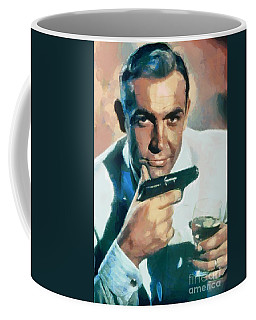 Sean Connery Coffee Mug