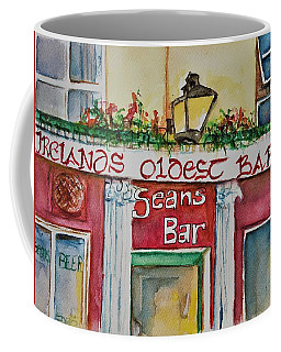Seans Irish Pub Coffee Mug