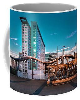 'seaport' Coffee Mug