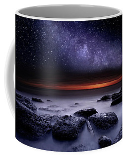 Search Of Meaning Coffee Mug by Jorge Maia