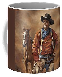 Searching Coffee Mug