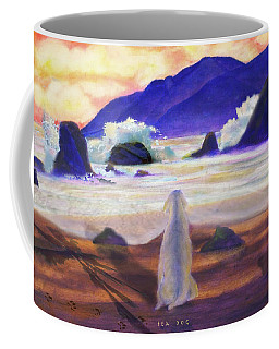 Sea Dog Coffee Mug