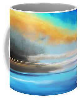 Seascape Painting Coffee Mug