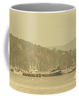Seascapes Of Old Coffee Mug