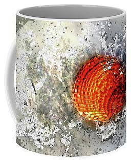 Seashell Art  Coffee Mug