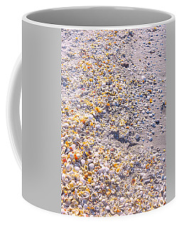 Seashells In Sanibel Island, Florida Coffee Mug